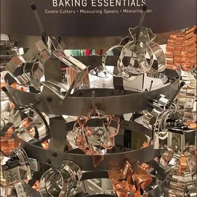 Williams Sonoma Baking Essentials Cookie Cutter Rack 2