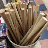 Hand Tool Handle Bulk Bin Wholesale