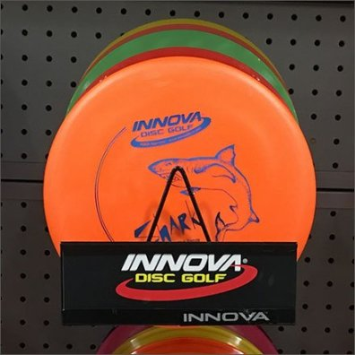 Innova Golf Disk Branded Waterfall Rack