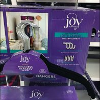 Joy Huggable Hangers Display Tower