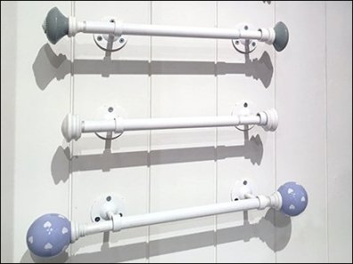 Fixtures Empower Easy Drapery Rod Choice