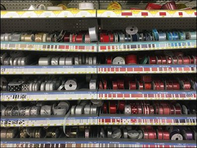 Ribbon Spool Shelf Alignment Failure