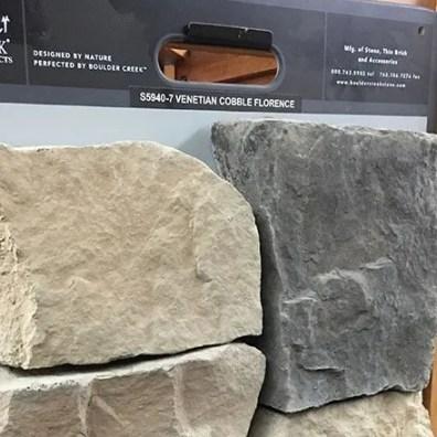 Boulder Creek Metal Plate Sample Hanger