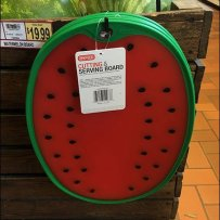 Bulk Bin Display Hook for Watermelon Board