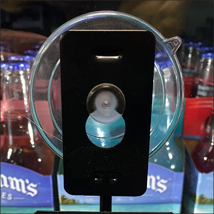 Suction Cup Store Fixtures