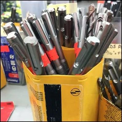 DeWalt Dollar Store Bulk Pack Drill Merchandising