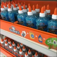 Elmer's Glue Endcap Category Definition Square2