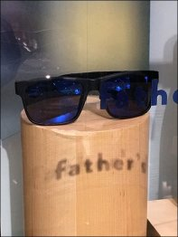 Faint Father's Day Museum Case Branding