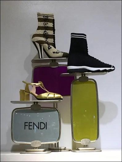 Fendi Pedestal Shoe Style Extremes