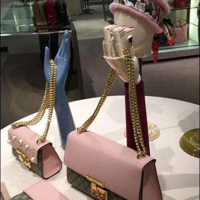 Gucci Handform and Headform Closeups