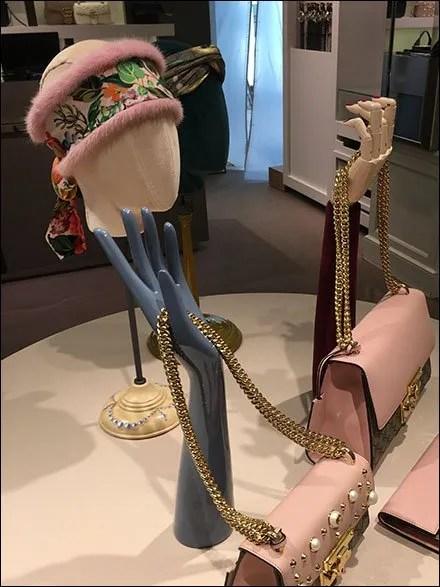 Gucci Handjob and Headjob Outfitting