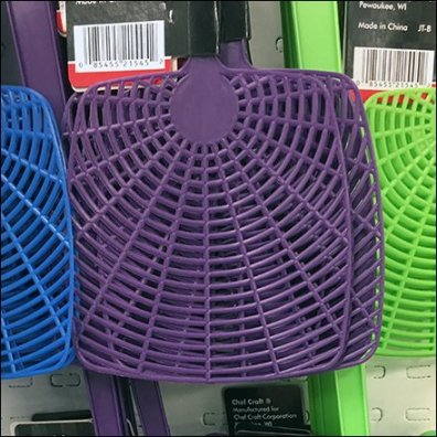 Hot Summer Flyswatter In-Aisle Promotion Square1