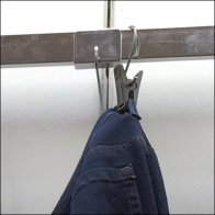 Jeans Bar Clothes Clipped Feature