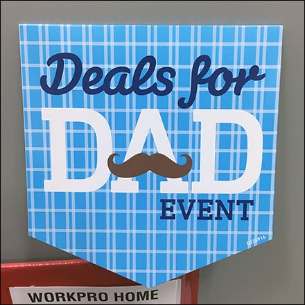 Hardware Deals For Dad Event At Lowes