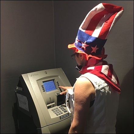Rouge Hotel Fourth of July ATM Feature