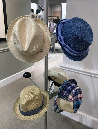 Unisex Summer Hat Tree At Saks Bala Cynwyd