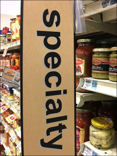 Pasta Sauce Category Definition
