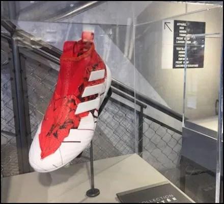 New Adidas Store Design Stadium Format