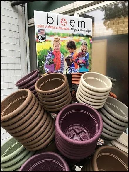 Flower Pots Made In USA Brags Bloem