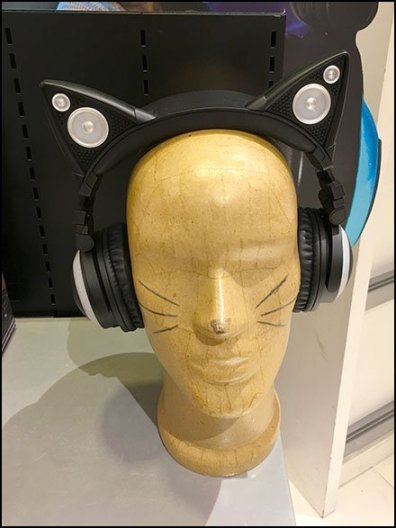 Wireless Cat Ear Unlimited Edition Headphones
