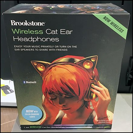 Wireless Cat Ear Unlimited Edition Headphones