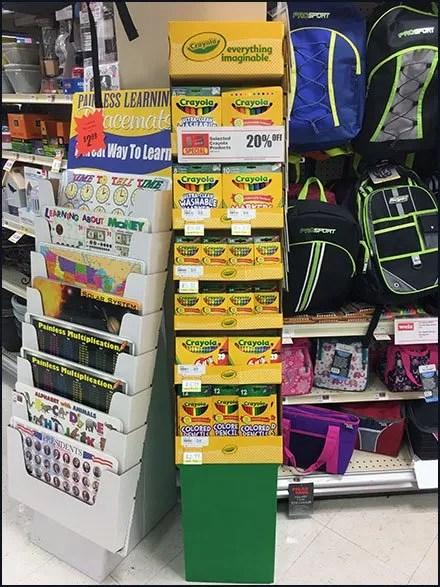 Crayola Everything Imaginable Back-to-School