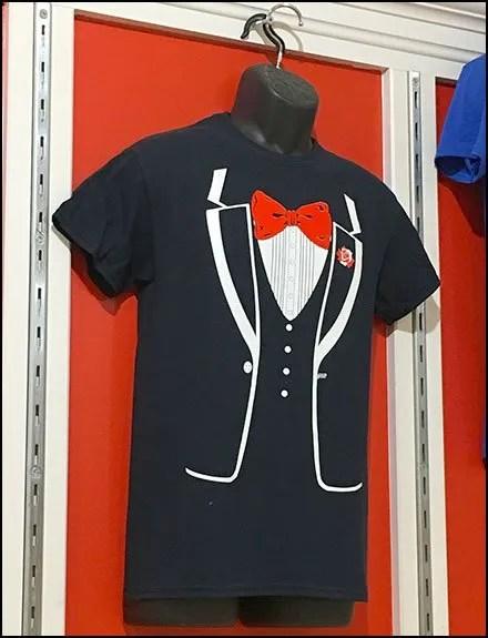 T-Shirt Formalwear by Custom Tee Designs