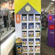 Despicable Me Minions Corrugated Tower