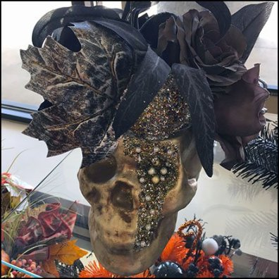 Halloween Fashion Skulls Square2
