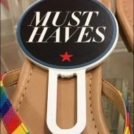 Macys Micro Must Have Rhinestones Sandals