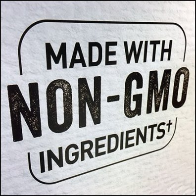 Non-GMO Food Endcap Category Definition Feature