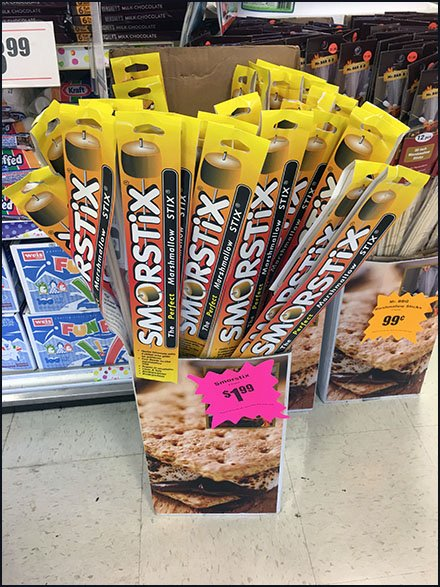 S'mores Stix Summer Sale In-Store At Weis