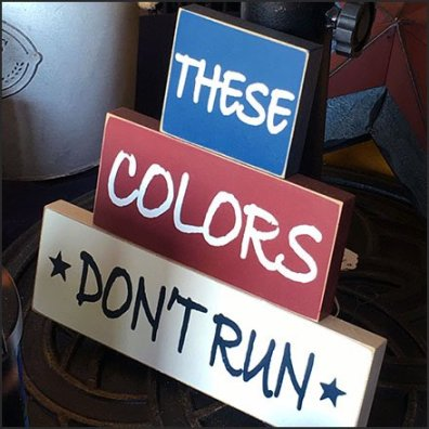 These Colors Don't Run Feature