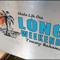 Tommy Bahama Cooler For The Long Weekend