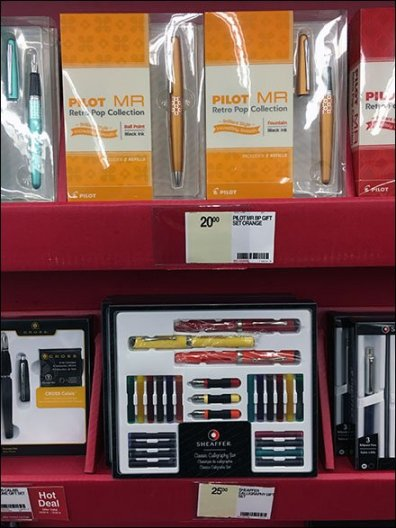 Cross-Branded Encap Cross Sell For Pens
