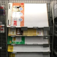 Flip Chart Declined Display Rack Feature