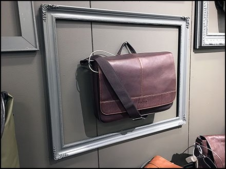 Framed Brief Cases, Book bags and Backpacks
