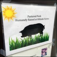 Humanely Raised Pastured Pork Promise
