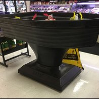 Rowboat Ice Chest Mussels Merchandising