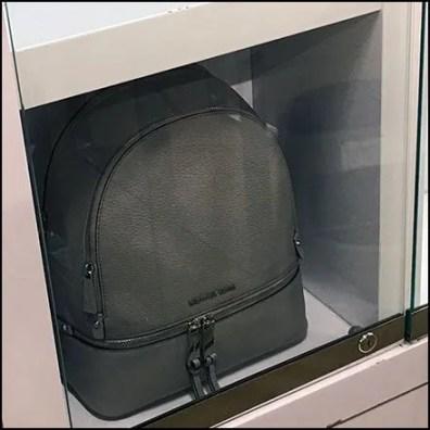 Michael Kors Under Glass Security Lockers