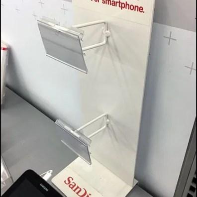 SanDisk Permanent Flip-Front Scan Hook