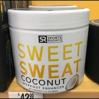Sweet Sweat Branding At The Shelf-Edge