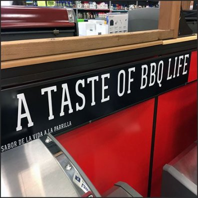 Weber Grilling Branded Department Feature