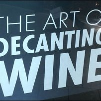 Wine Decanting Mall Advertising by Riedel