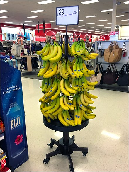 Mobile Bananas At The Peak of Perfection
