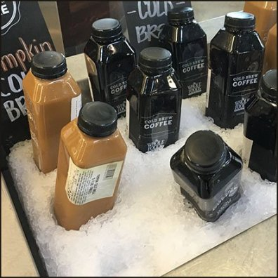 Iced Bulk Bin Coffee At Whole Foods