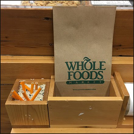 Bulk Food Carry-Out Package Provision