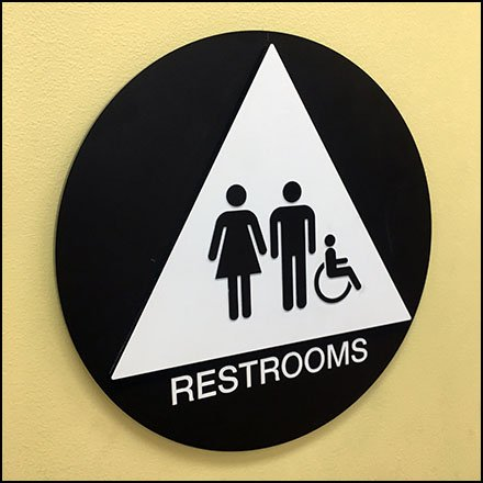 Come-One-Come-All Unisex Restroom Feature