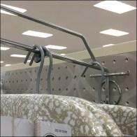 Countertop Ironing Board Heavy-Duty Hook
