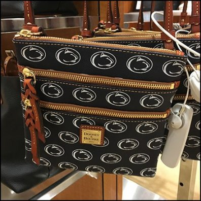 Dooney & Bourke Sponsor Penn State Purse